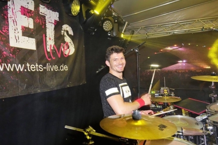 Interview mit TETs-Drummer Timo Tersigni
